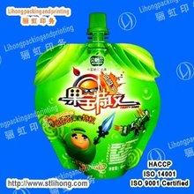 150ml Standing Plastic Spout Pouches for Liquid