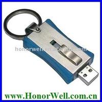 Oem Customized Usb Memory Stick With Key Chain