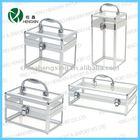 Acrylic case transparent box acrylic beauty box