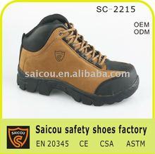 Stahlkappe sicherheitsschuh hersteller( sc- 2215)
