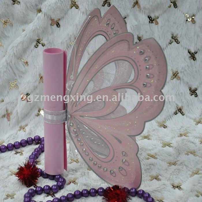 10 Custom Butterfly Invitation Baby Shower Birthday – Wedding Butterfly Invitations