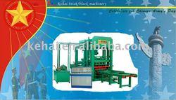 QT-6-15 burn-free brick/block production line