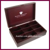 2012 super luxury wooden MDF tea box