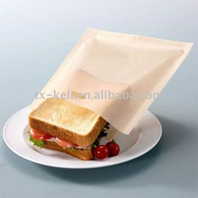 Reusable PTFE Oven Toaster Bag/ Toast Bag fit for toasters, ovens