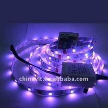 30leds per metre,150 leds per reel, waterproof flexible led strip light