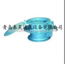 ventilation fans for off-shore oil rig use