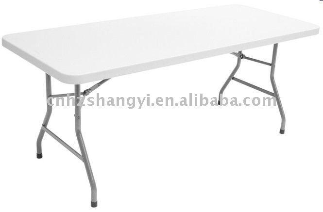 table se pliante rectangulaire de r ception comptoirs de r ception id du produit 471402734. Black Bedroom Furniture Sets. Home Design Ideas