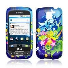 design crystal cellphone case for LG P509/Optimus