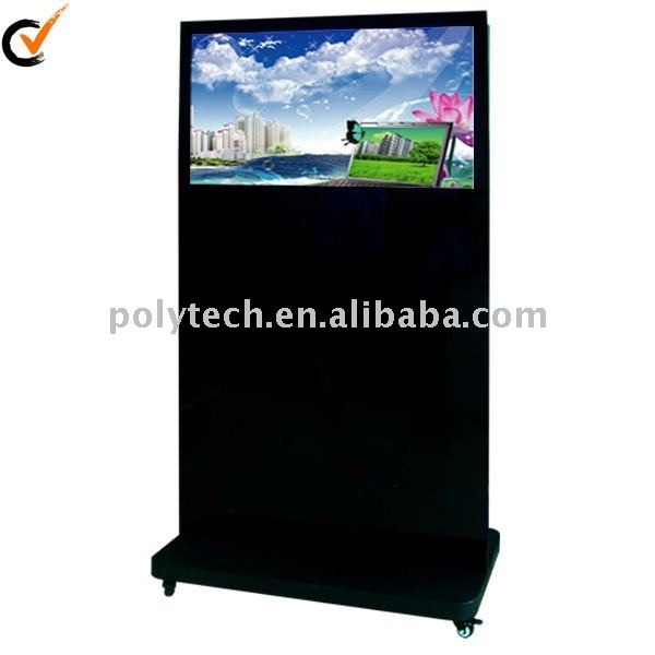 """22""""~65"""" floor stand LCD Digital Signage Totem"""