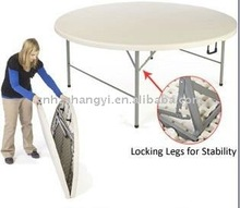 6ft folding round dining table design