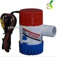 bilge & ballast water pump
