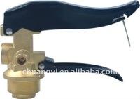 carbon dioxide fire extinguisher valve