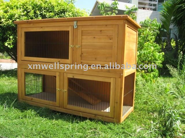 Rabbit Hutches Designs