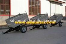 ATV trailed BOX trailers