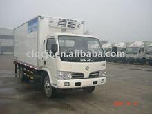Donfeng 4*2 refrigerated van
