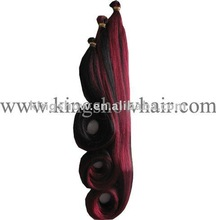 Synthetic Yaki Pony Braid with 24 inches and in two colors