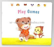 Child multi-language educational toys,story book SP-D1