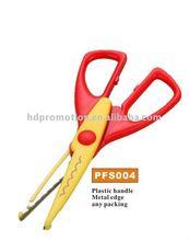 Plastic Zig zag Craft Scissors