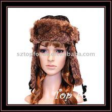 2012 LADY'S FASHION TRAPPER HAT
