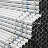 BS1387 Hot Dip Galvanized Steel tube
