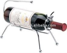 Morden & Practical Metal Wine Holder