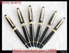 New metal screw pen Metal rollerball pen LY-909+good quality