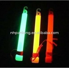 fashion glow stick fluorescence stick 6-inch chemical military hook wilderness survival concert luminous light sticks