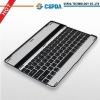 lattest white Aluminum smart Keyboard Case for iPad 2