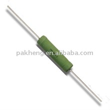 high heat exchanged ceramic core,silicon resin coating,Wirewound Resistors
