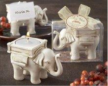 Supporto di candela dell'elefante