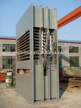 4x8 feet composite frame heating press equipment