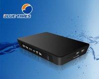 Mini Portable Realtek 1055 Full HD 1080P External HDD SD Reader Media BOX