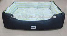 Big Luxury warm Soft Pet dog bed round unique LARGE