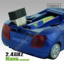 Computer car mouse
