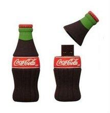 cola bottle shape usb stick