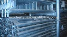 Haki scaffolding components