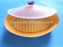 2011 new design silicone food steamer