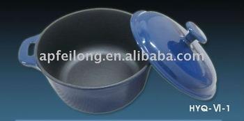 porcelain enamel cookware HYQ-VI-1