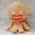Shrek pelúcia boneca gingy gingerbread man brinquedo