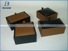 nice faux leather gift box