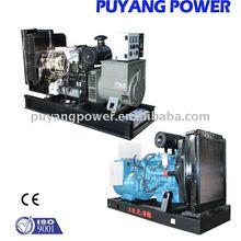 4 Optional Brands of Diesel Engine Powered Generator 30kw 38kva