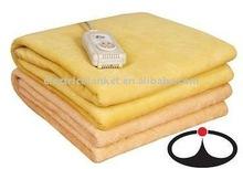 Mirco Polar fleece Fabric Electric thermal blankets