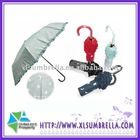 Hand open in lady design flower lacing 3 folds small umbrella