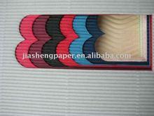 Corrugated Paper E, F, B Flute