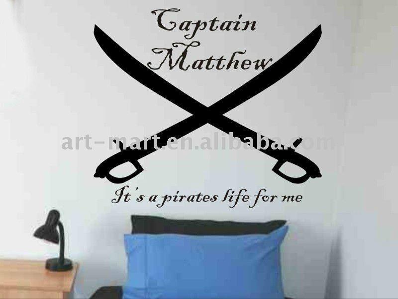Real Crossed Swords Pirate Crossed Swords