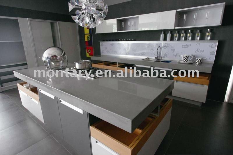 Grey Quartz Grey Quartz Stone Countertop