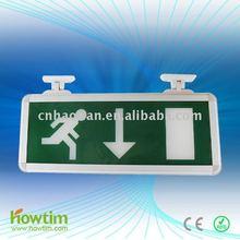 HT-B207/7L LED exit sign emergency lighting CE