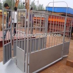 Used livestock scales