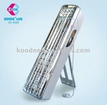 KD-8300 LED LAMP SOLAR EMERGENCY LIGHT