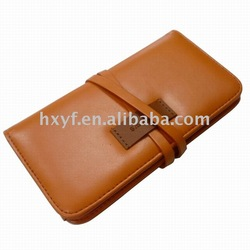 fashion style leather jewelry bag
